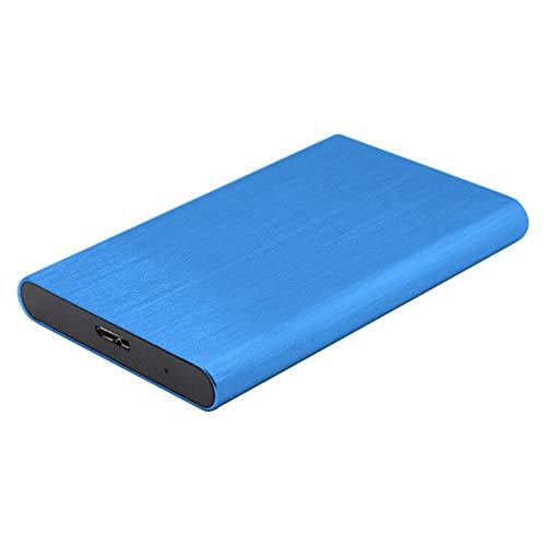 Sutinna HDD Disco Rigido Esterno 2TB   1TB   750 GB, Memoria Portatile da 2,5 Pollici USB 3.0 per Il Backup Portatile, Adatto per PC Desktop, Laptop, PS4, Xbox One, Smart TV e Altri dispositivi