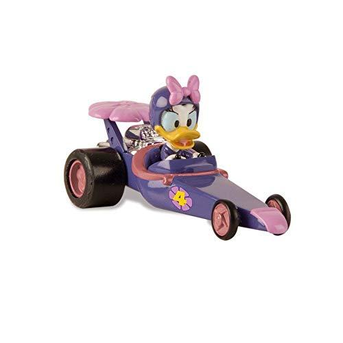 Mickey Mouse- Mini Vehículos: Daisy\'s Snapdragon, Multicolor (IMC Toys 182868)