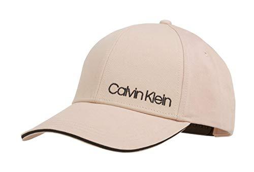 Calvin Klein Side Logo Cap Gorra de béisbol, (Nude 646), (Talla del...