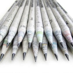 CHAVI lápices ecológicos -caja set de 50 unidades-2B 100%