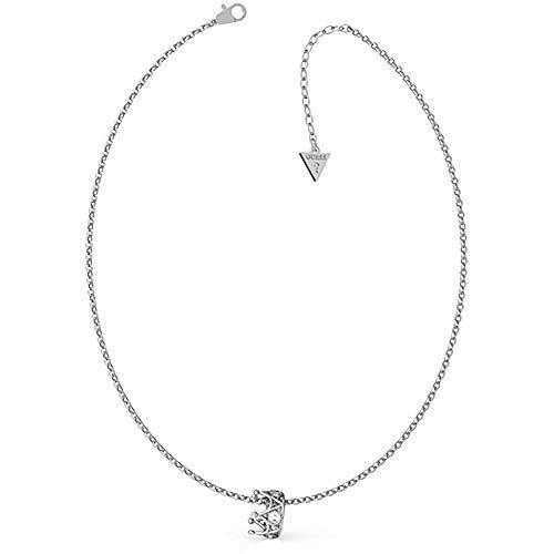 Halskette Guess UBN79009 Silber 316L Stahl Frau