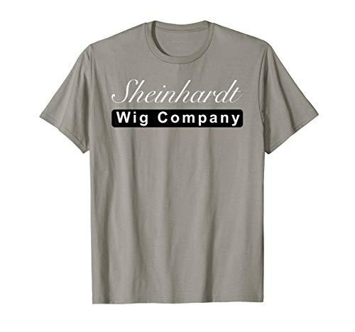 Sheinhardt Wig Company Logo Shirt