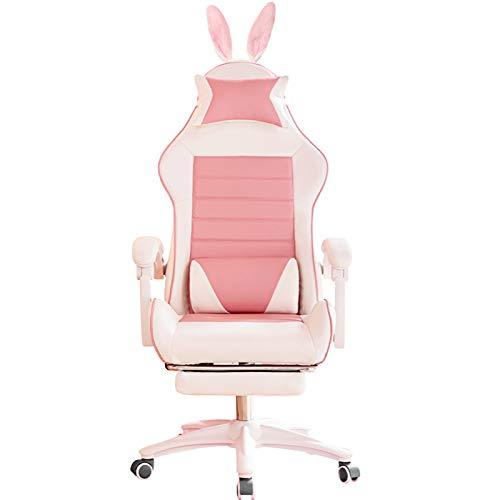 ZRSH Gaming-Stühle, Gaming Stuhl Computer Spielstuhl, Gaming Stuhl...