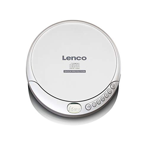 Lenco -   CD-201 - Tragbarer
