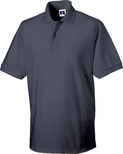 Russell - Robustes Pique-Poloshirt - bis 6XL / Convoy Grey, 4XL 4XL,Convoy Grey