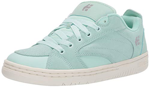 Etnies Women's CZAR W'S Skate Shoe, Mint, 5.5 Medium US