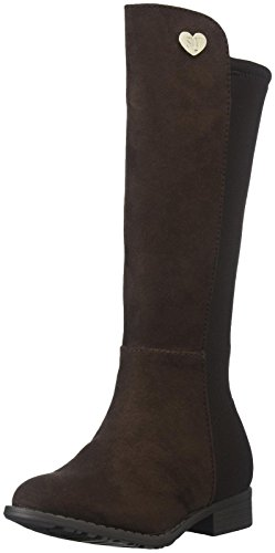 Stuart Weitzman Girls' 5050-T-K, Brown, 6 M US Toddler