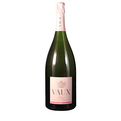 """Sekt Manufaktur Vaux 2018 MAGNUM Rosé"""" Brut 1.50 Liter"""
