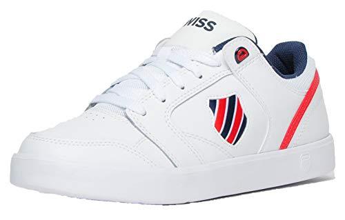 K Swiss Court Fremont Lite Hombre Zapatillas Deportivas Blanco/Corporativo 44