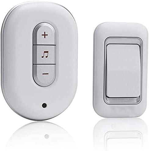 Waterproof Genuine Door Bell Doorbell Wireless Max 85% OFF