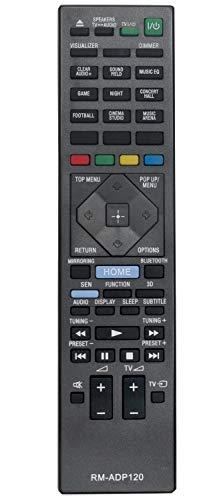 ALLIMITY RM-ADP120 Fernbedienung Ersetzen für Sony Blu-ray DVD Home Theatre BDV-N5200W BDV-N7200W BDV-N7200WL BDV-N9200W BDV-N9200WL