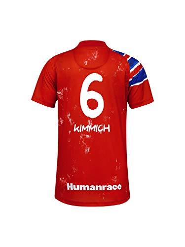 FC Bayern München Damen Human Race Trikot Saison 2020/21, Gr. M, Kimmich