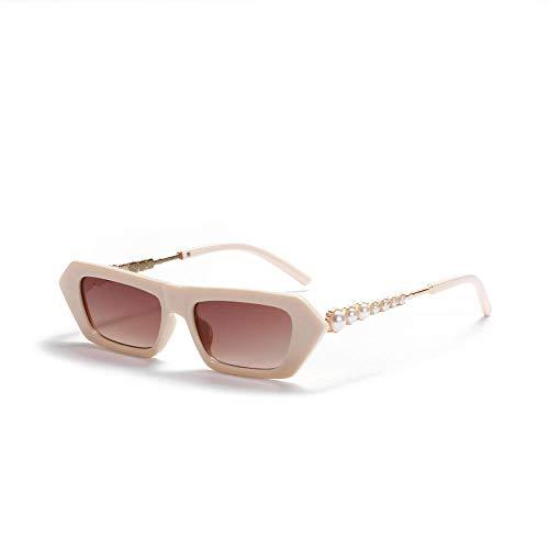 U/N Pearl Luxury Gafas de Sol Hombres Mujeres Moda Shades Vintage Glasses-3