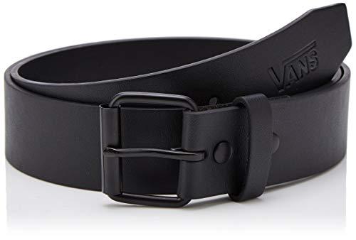 Vans Hunter II Pu Belt Cintura, Nero (Black Blk), 4 (Taglia Unica: 36) Uomo