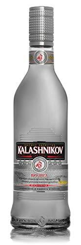 Kalashnikov Vodka Kalashnikov Premium Vodka Limited SAPPHIRE EDITION Wodka ( x 0.5)