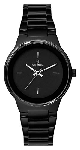ORPHELIA Herren Analog Quarz Uhr mit Edelstahl Armband OR62806