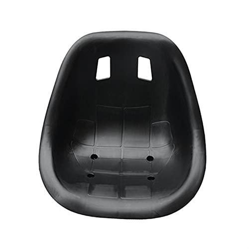 LiCHANGZHU LCBIAO Equilibrar automóvil Drifting Kart Drifting Silling Asiento Modificado Silla Go Kart (Color Name : Black)