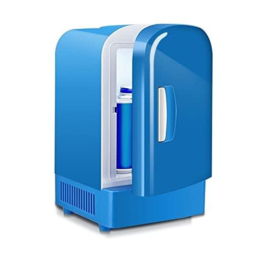 shanxihuangfu Mini Refrigerator Refrigerators Fridge Freezer Cooler Travel Warmer for Auto Car Home Office Outdoor Picnic 12V Mini Portable 4L Cooling Warming