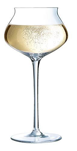 Chef&Sommelier N6386 Macaron Fascination - Juego de 6 copas de champán (30 cl),...