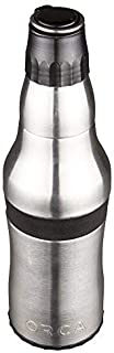 Orca Rocket Vacuum-Insulated Stainless Steel 12-Oz. Bottle/Can Koozie