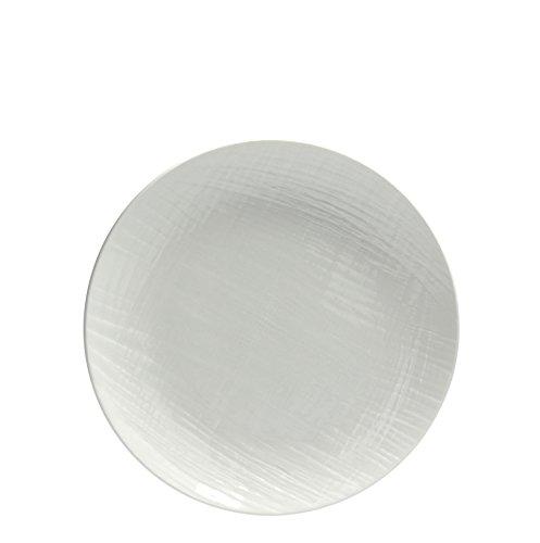 Porcelaine Blanc Tognana Victoria Lot de 6/Assiettes Plates 6/unit/és