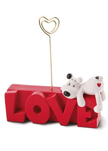 NICI 46083 Love Dog - Portafotos (polinesio)