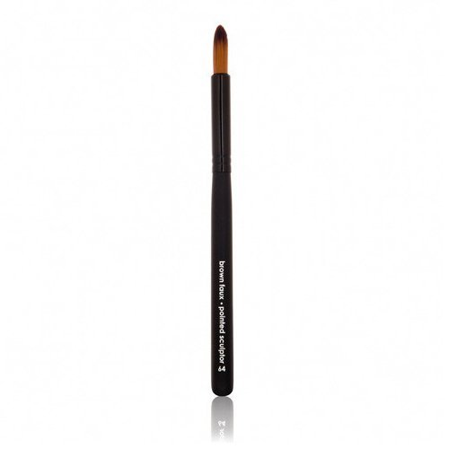Purely Pro Cosmetics Vegan Brush, 64 Pointed Sculptor, 0.0020 Ounce by Purely Pro Cosmetics