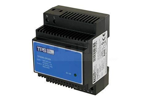 60W Hutschienen-Netzteil, stabilisiert geeignet u.a. für VISTADOOR - TPS060-GP24V / TDR60-24VK, 24V