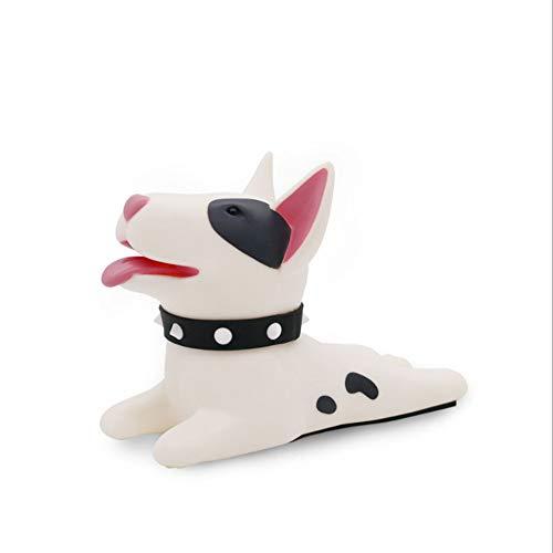JJDD - Tope para puerta de perro, diseño de cachorros pequeños que...