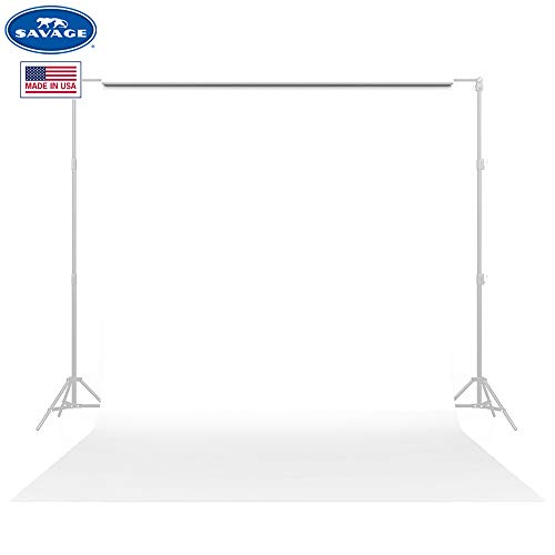Savage Seamless Background Paper - #1 Super White (53 in x 36 ft)