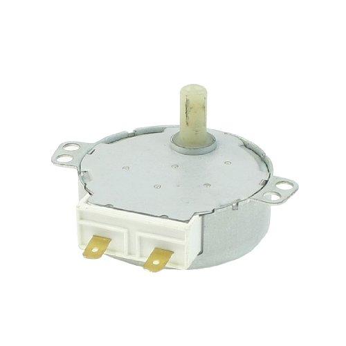 sourcingmap® CW/CCW 4W 5 RPM Mikrowellenofen Drehteller Synchronous Motor AC 220V/240V DE de