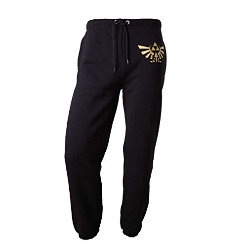 Pantalon de jogging 'The Legend of Zelda' - Triforce Logo - Taille S