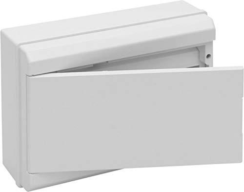 Solera 703CB - Conjunto de caja, tapa, marco y puerta blanco para...