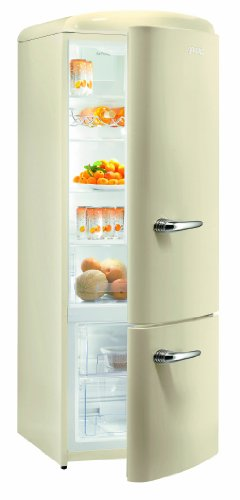 Gorenje RK60319OC Independiente 284L A++ Crema de color neve