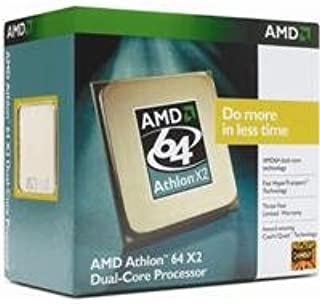 AMD Athlon 64 X2 6000+ 3.1 GHz 2 x 512 KB L2 Cache 89W Socket AM2 processor