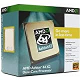 AMD Athlon 64 X2 6000+ 3.1 GHz 2 x 512 KB L2 Cache 89W Socket AM2 processor