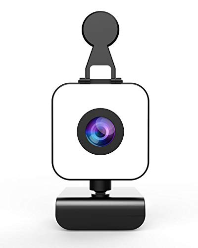 Web Cam with Privacy Cover&Tripod for Desktop/Laptop/PC/MAC,Web Cameras for Computers,Skype,YouTube,Zoom,Xbox One,Studying, Video Calling