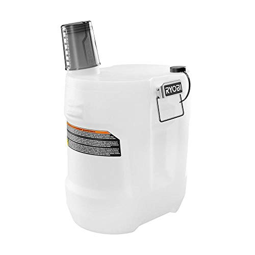 RYOBI AC2GAL ONE+ 18-Volt Lithium-Ion Chemical Sprayer 2 Gal. Replacement Tank