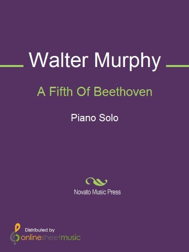 A Fifth Of Beethoven (English Edition)
