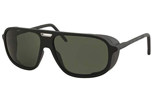 Vuarnet Sonnenbrillen (VL-1811 0002-1121) matt schwarz - brau-grün