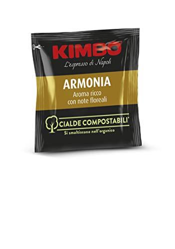 Kimbo 100% Arabica ESE Pads / Espresso Pods / Cialde, 50 Stück, 350 g