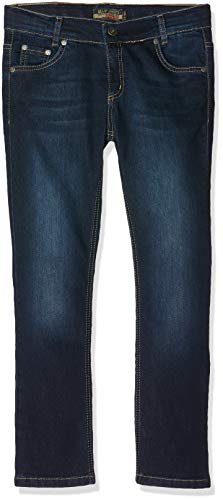 Blue Effect  Jungen- 0229-Basic Jeans, Blau (Blue denim), 176 Wide