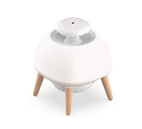 APcjerp Tueur électronique Mosquito Lampe Bug Zapper Safe USB Powered piège à Insectes for l'intérieur Chambre Cuisine écologique sans Produits Chimiques Non-toxi piège à moustiques Lampe Hslywan