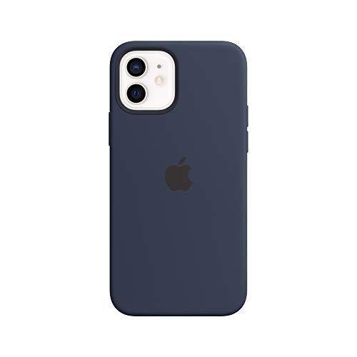 MagSafe対応iPhone 12 | 12 Proシリコーンケース - ディープネイビー