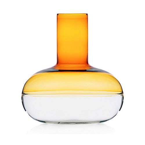 Ichendorf - 09359547 - Alchemy Vaso Decanter Clear Amber