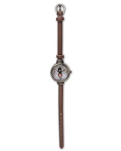 Gorjuss W-06-G Reloj de Pulsera con Caja I Gave You My Heart