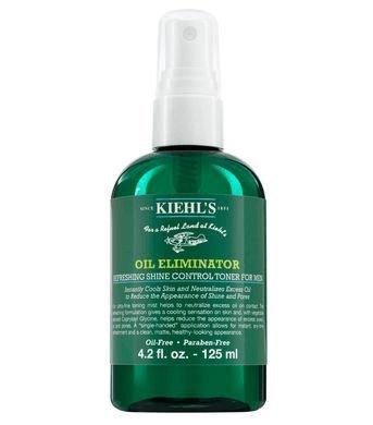 Oil Eliminator Refeshing shine control toner for men 4.2 fl. oz.