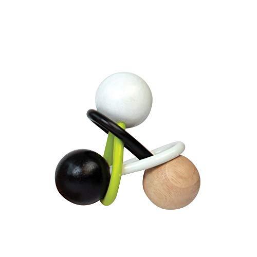 Manhattan Toy - Hochet Loopsy - Plastique,Bois massif - 217700