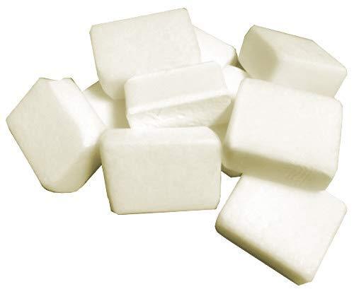 1 kg Bruchstücke, Kokos-Jojobaölseife - kaltgerührt, 5% rückfettend