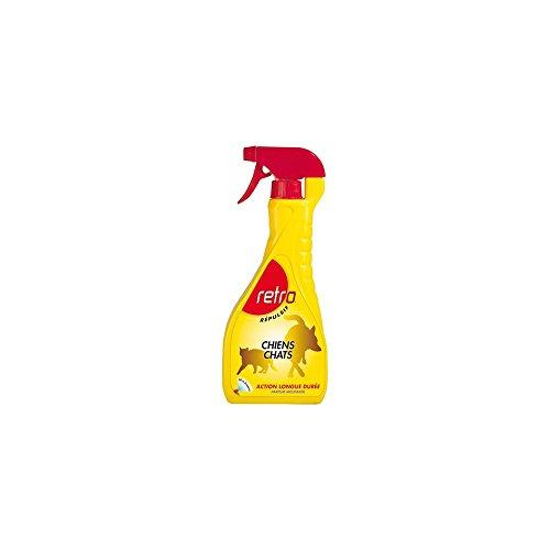 Répulsif Chien/Chat liquide - 600 ml - RETRO